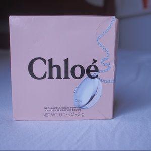 Chloe solid fragrance